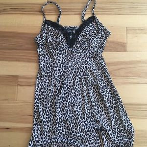 Leopard Print Nightie ⭐️2 for 1
